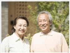 築年数:約35年 家族構成:夫婦2人暮らし 診断:2009年実施 E様邸