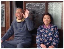 築年数:約40年 家族構成:夫婦2人暮らし 診断:2007年実施 K様邸