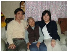 築年数:約30年 家族構成:息子の母・息子夫婦(子ども2人) 診断:2015年実施 T様邸